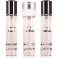 Chanel Bleu de Chanel EDT Nachfullungen 3 x 20 ml