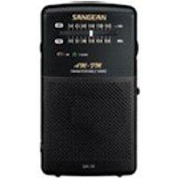 The Phone House ES Sangean SR-35 radio Negro