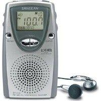 The Phone House ES Sangean DT-210 Pocket radio Personal Digital