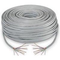 AISENS A134-0225 cable de red 305 m Cat5e F/UTP (FTP) Gris