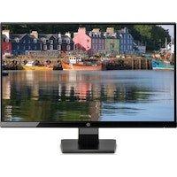HP 27w 27 pulgadas pulgadas Full HD LED Negro pantalla para PC