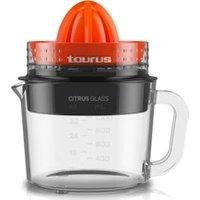 Taurus Citrus Glass 1L 30W Negro, Rojo, Transparen