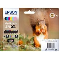 Epson Multipack 6-colours 378XL Claria Photo HD Ink