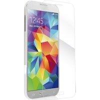The Phone House ES|V7 Protector de pantalla de cristal templado a prueba de roturas para Samsung Galaxy S5