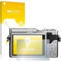 upscreen Protector Pantalla Mate compatible con Pansonic Lumix DC-GX800 Pelicula ? Antireflejos, Ant
