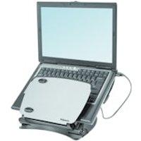 Fellowes 8024602 soporte para ordenador portátil Negro