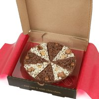 Double Delight Chocolate Pizza 7