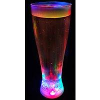 LED Strobing Beer Glass - Beer Gifts
