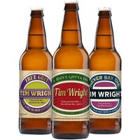 Personalised Beer - Pack of 3 - Beer Gifts