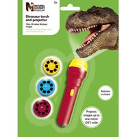 Dinosaur Torch & Projector - Dinosaur Gifts