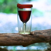 Vino2Go Portable Wine Glass - Alcohol Gifts