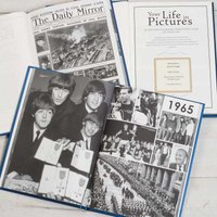 Personalised Your Life In Pictures Book - Book Gifts