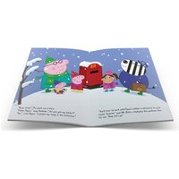 Personalised Peppa Pig - Peppa goes to Your Child's Christma
