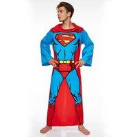DC Comics Fleece Lounger - Superman - Superman Gifts