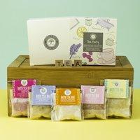 Bath Tea Bag Box - Prezzybox Gifts