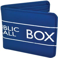 Dr Who Tardis Wallet - Wallet Gifts