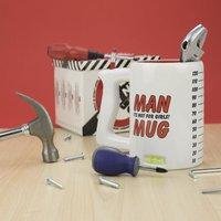 Man Mug - Mug Gifts