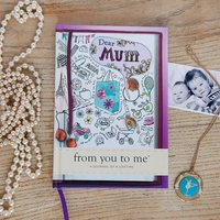 Dear Mum - From You to Me Book - Book Gifts