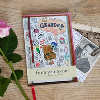 Dear Grandma - From You to Me Book - Book Gifts