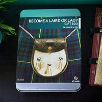 Laird or Lady Gift Pack - Prezzybox Gifts