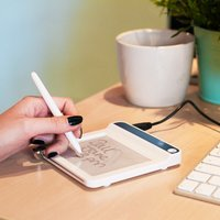 Erasable Memo Pad With 4 USB Ports - Gadgets Gifts