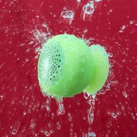 Bluetooth Silicone Shower Speaker - Gadgets Gifts