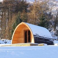 One Night Glamping Break for Two - UK Wide - Prezzybox Gifts