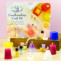 Candlemaking Craft Kit - Prezzybox Gifts