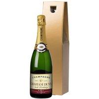 Personalised Champagne - Birthday
