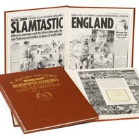 Personalised Six Nations Rugby Book - Rugby Gifts