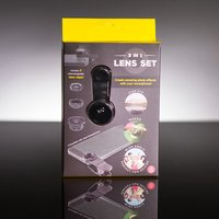 Smartphone 3 In 1 Lens Set - Gadgets Gifts