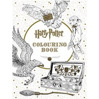 Harry Potter Colouring Book - Prezzybox Gifts