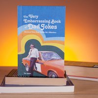 The Very Embarrassing Book Of Dad Jokes - Prezzybox Gifts