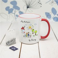 Personalised Artwork Mug - Prezzybox Gifts
