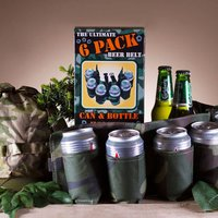 6 Pack Beer Belt - Beer Gifts