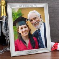 Personalised Large Graduation Photo Frame - Graduation Gifts