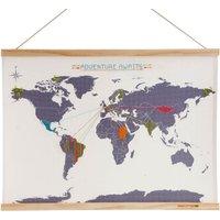 Stitch Map - Prezzybox Gifts
