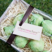 Chocolate Brussel Sprouts - Chocolate Gifts