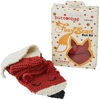 Foxy Scarf Knitting Kit - Knitting Gifts