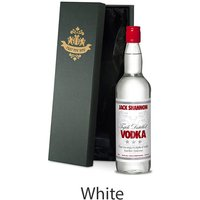 Personalised Vodka and Silk Lined Gift Box - Vodka Gifts