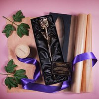 24 Carat Gold Rose - Prezzybox Gifts