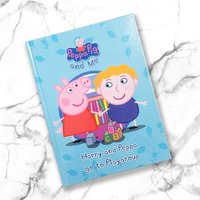 Personalised Peppa Pig  - Your child and Peppa go to Playgroup - Peppa Pig Gifts