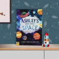Personalised Book About Space - Prezzybox Gifts