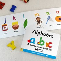 Personalised Alphabet Book - Prezzybox Gifts