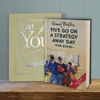 Personalised Five Go On A Strategy Away Day - Novelty Gifts