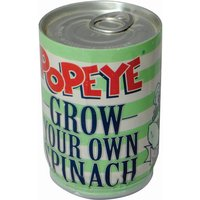 Popeye Grow Your Own Spinach In A Can - Grow Your Own Gifts