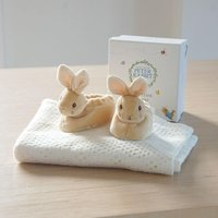 Peter Rabbit Booties
