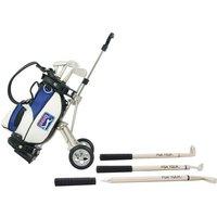 Model Golf Bag And Cart Pen Holder - Golf Gifts