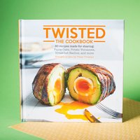Twisted - The Cookbook - Novelty Gifts