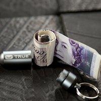 Cash Stash Keyring - Gadgets Gifts